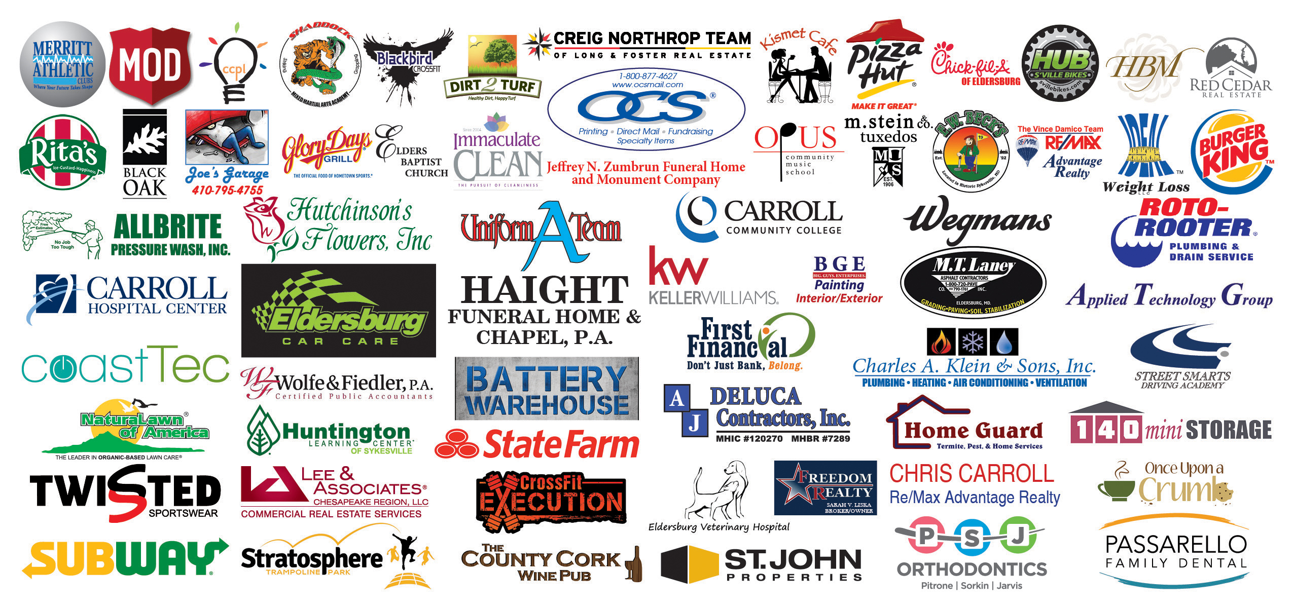 Sponsors for 2017-2018 on profile logo, specials logo, store logo, email logo, introduction logo, equipment logo, events logo, tools logo, history logo, company logo, brochure logo, invoice logo, privacy logo, products logo, index logo, money order logo, models logo, references logo, receipt logo, newsletter logo,